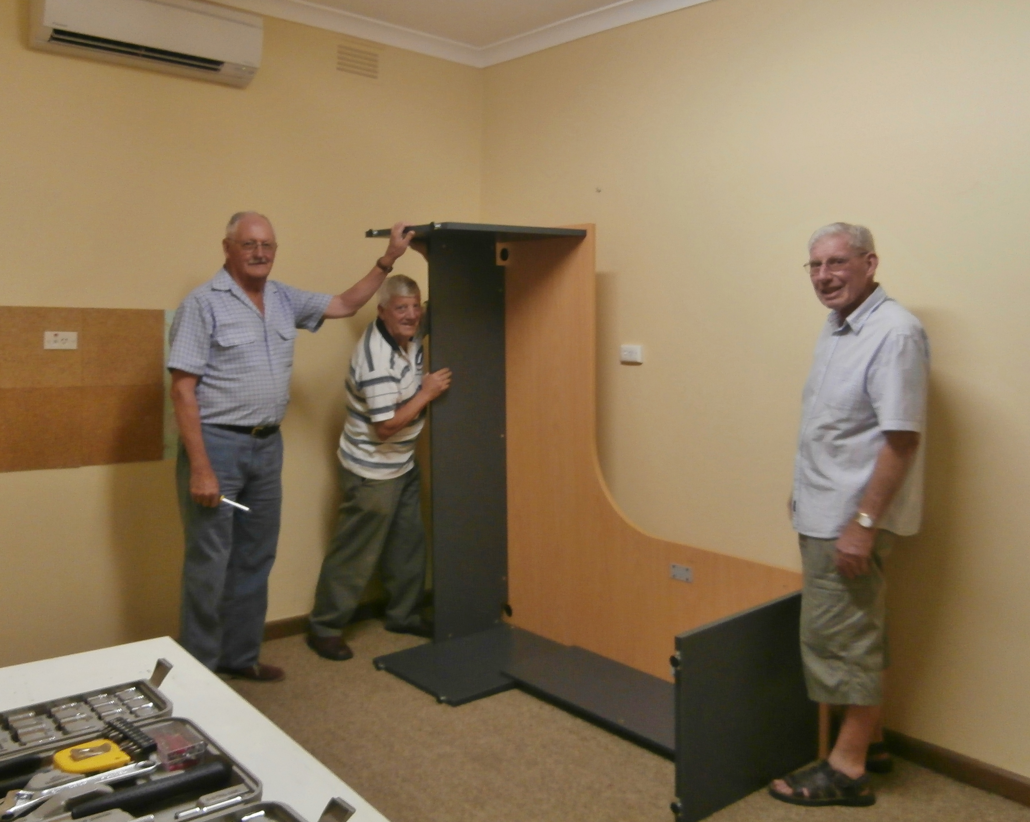 Big changes at murchison heritage centre murchison and for Furniture history society