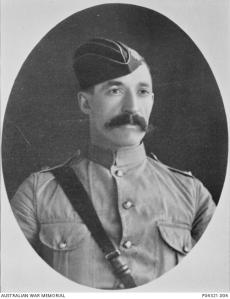 Lt. James Charles Roberts killed at the Boer War (Image courtesy Australian War Memorial)